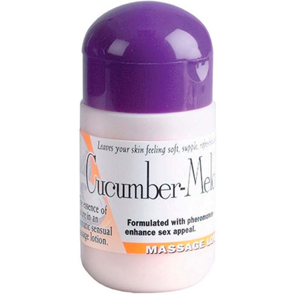 Cucumber Melon Pheromones Massage Oil 4 Oz. - View #1
