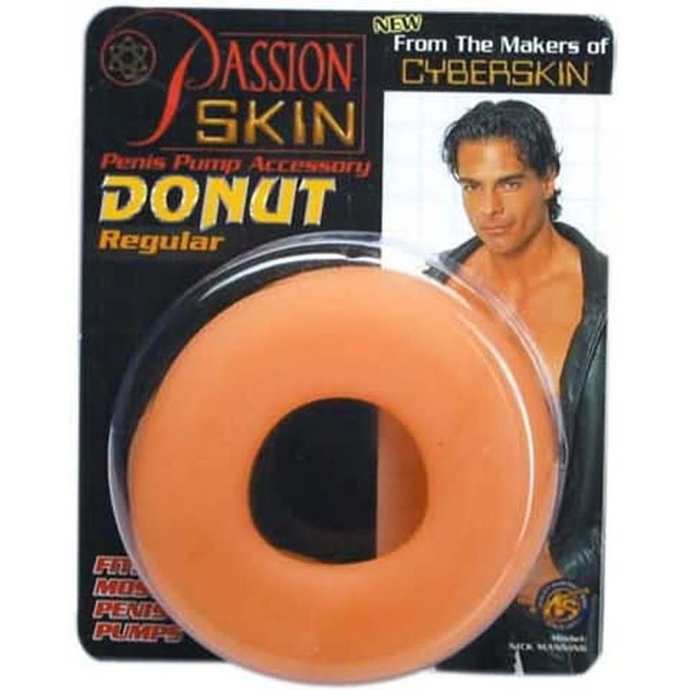 Passion Skin Pump Donut Regular - View #1