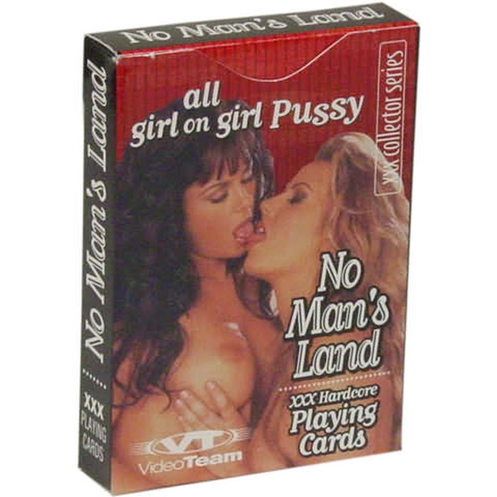 No Mans Land Playing Cards - View #2