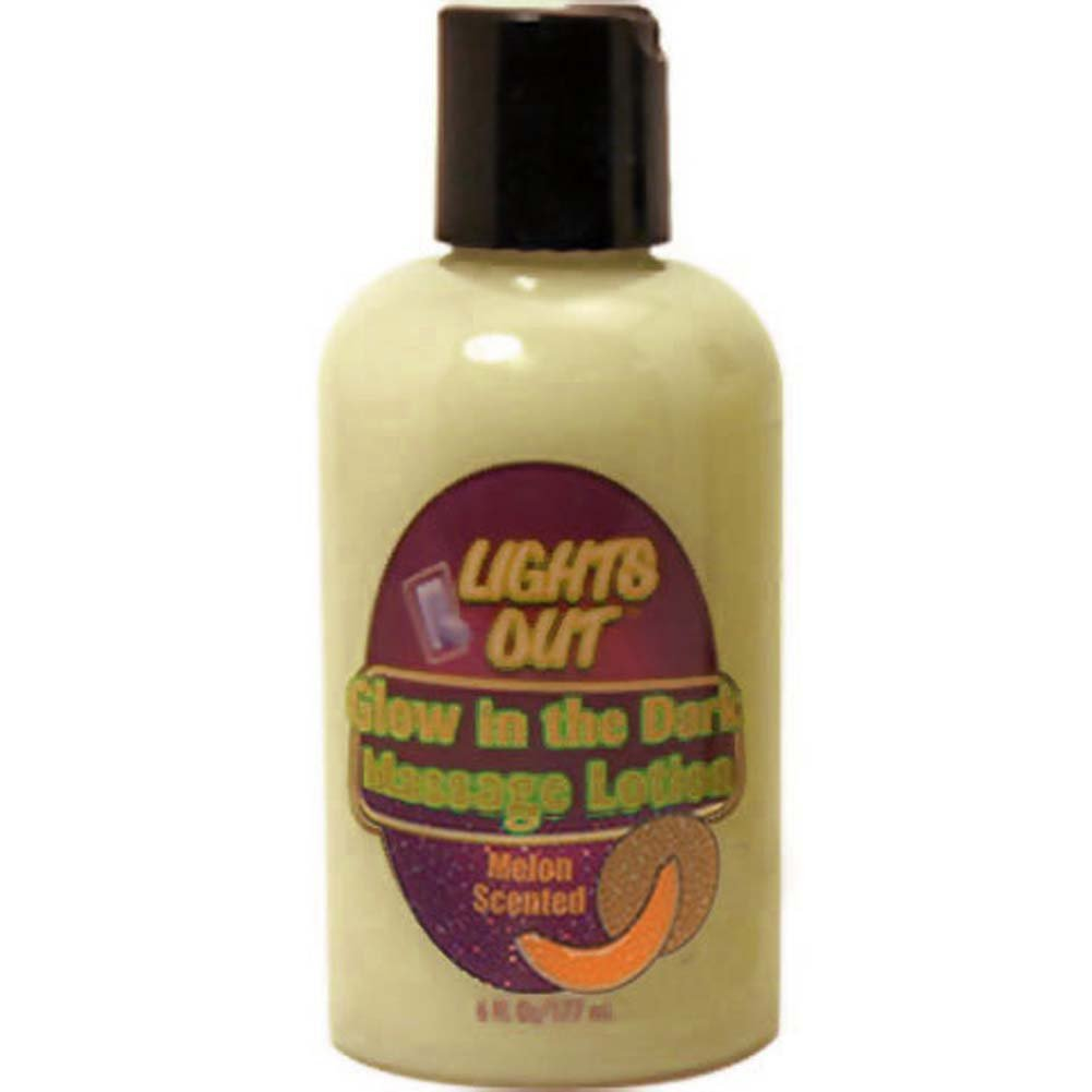 Lights Out Massage Lotion Melon 6 Fl. Oz. - View #1