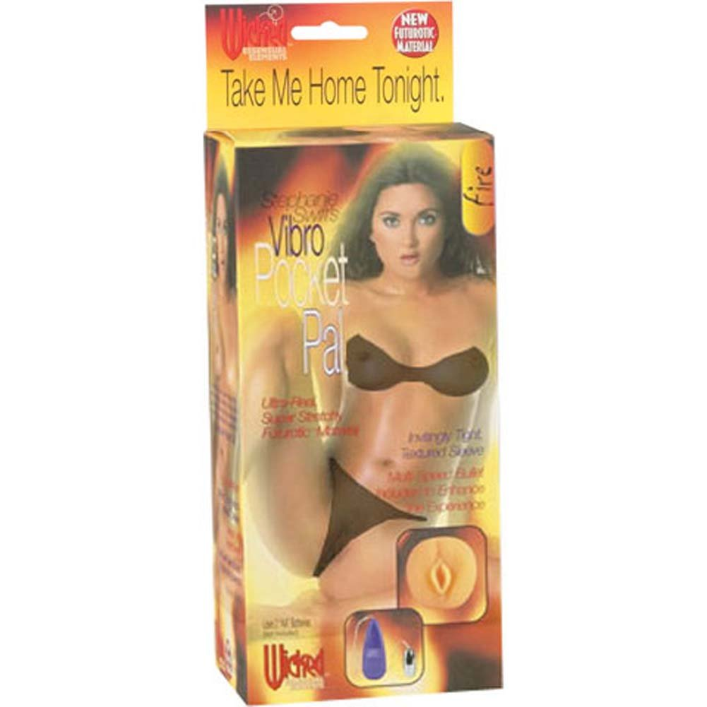 Stephanie Swifts Futurotic Vibro Pocket Pal 5 In. By 3 In. - View #1