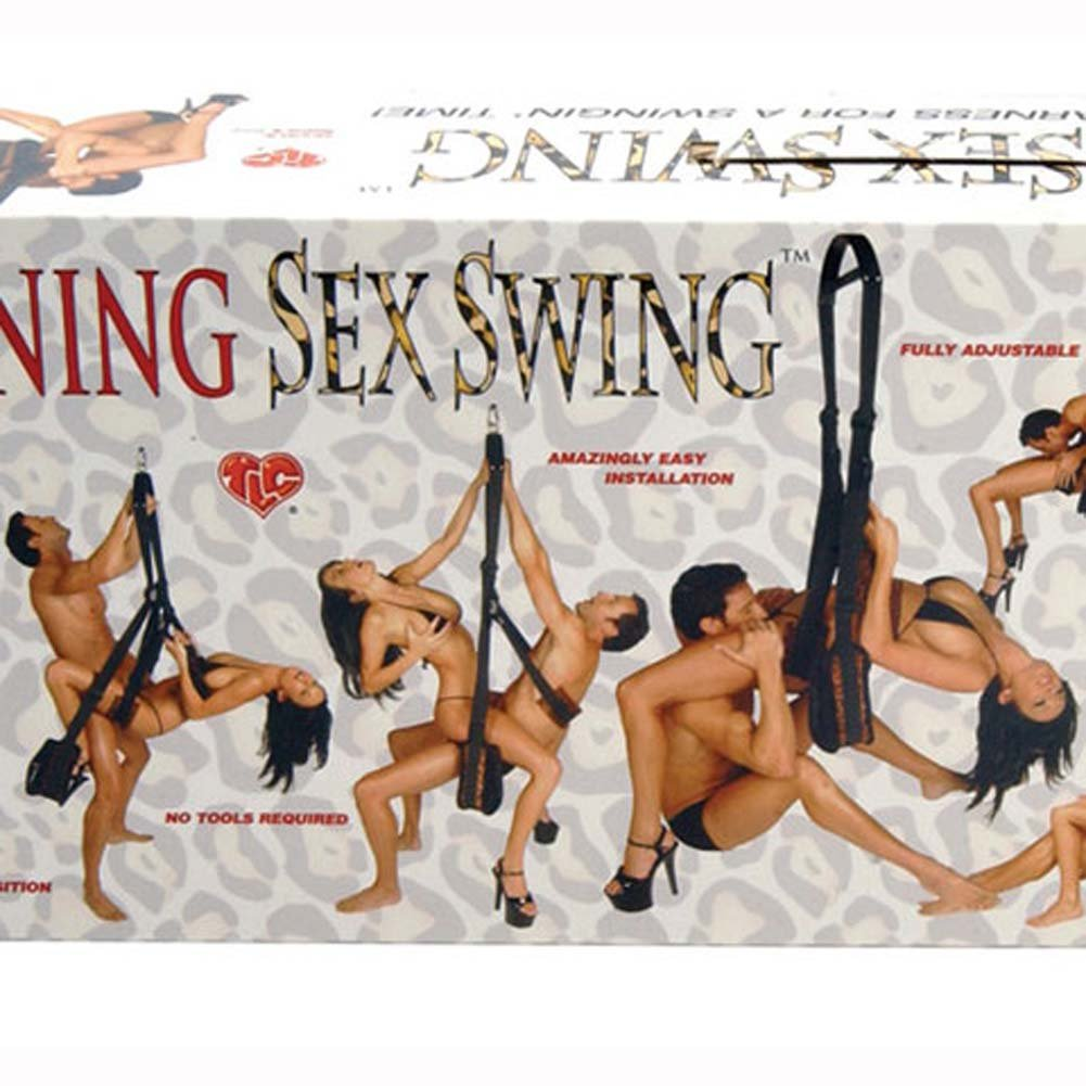 Wild S.E.X. Collection Spinning Sex Swing - View #2
