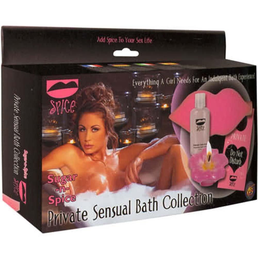 Sugar N Spice Private Sensual Bath Collection - View #2