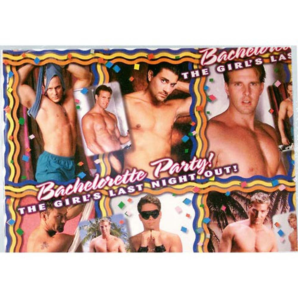 Bachelorette Party Gift Wrap - View #2