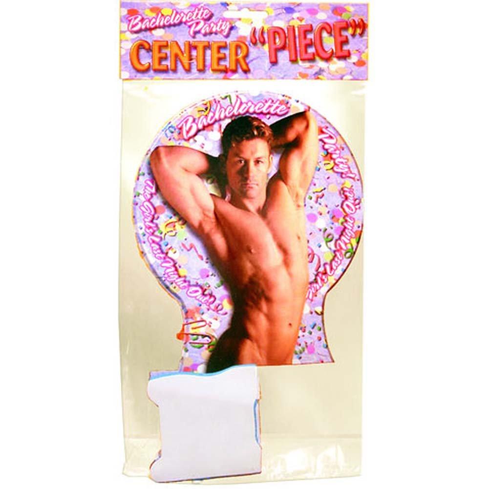 Bachelorette Party Center Piece - View #2