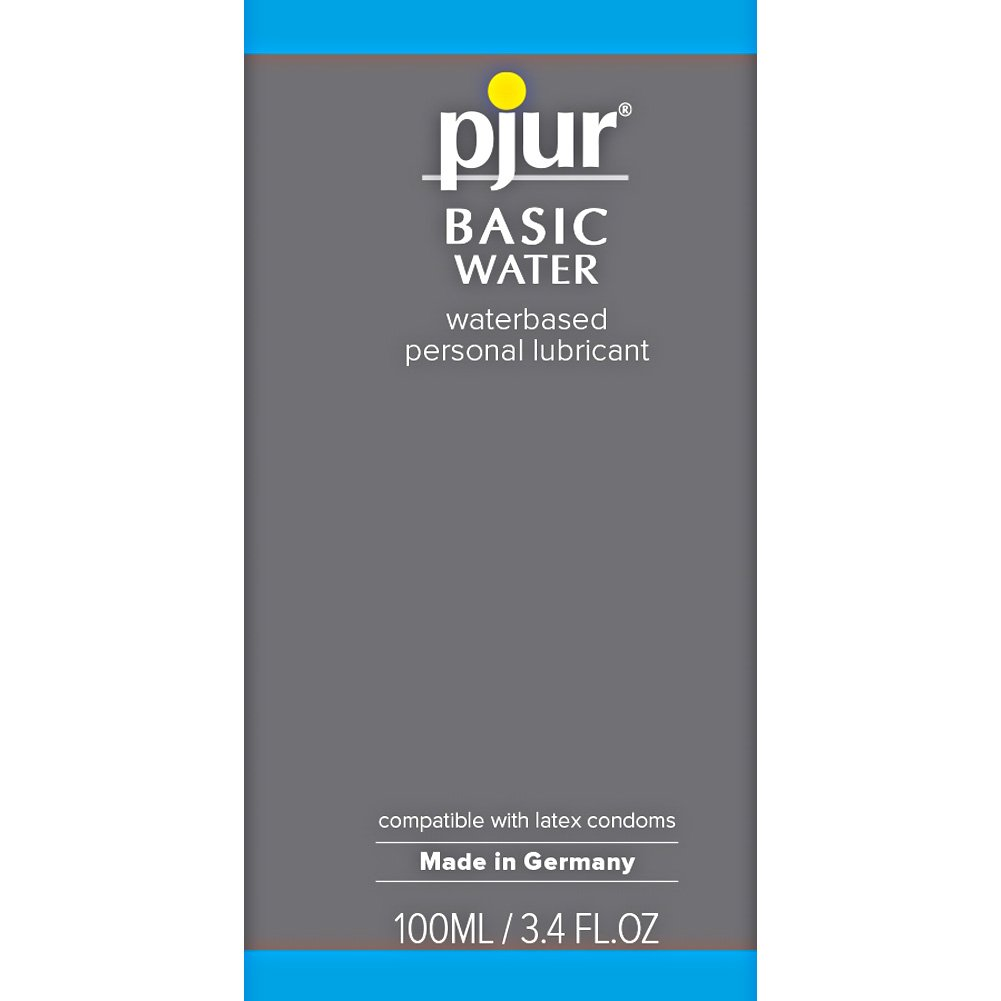 Pjur Basic Personal Glide Water Based Lube 3.4 Fl. Oz. - View #1