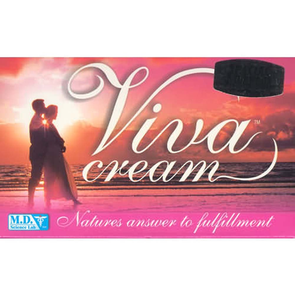 Viva Cream Female Stimulant Cream 3 Tubes 5 mL Each - View #1