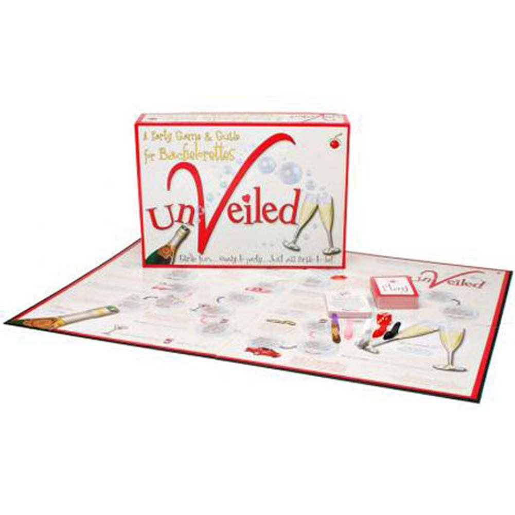 Unveiled the Bachelorette Party Game - View #1