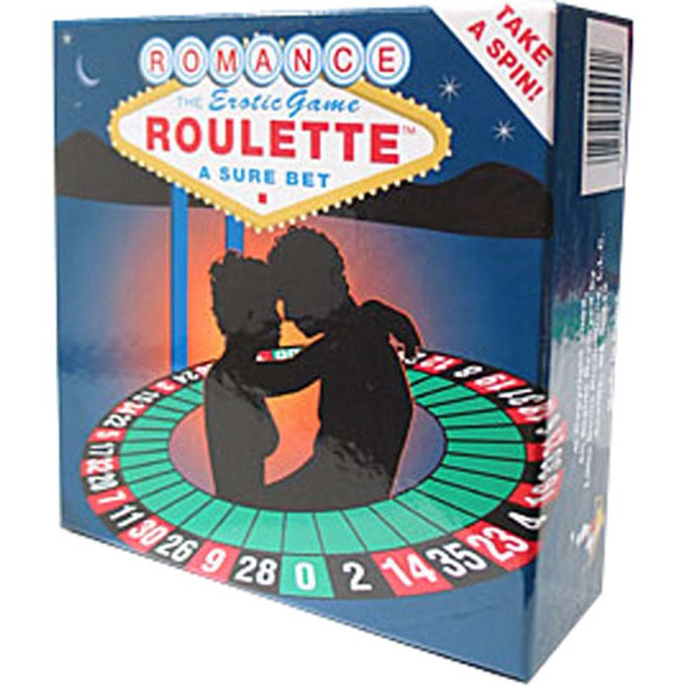 Romance Roulette Game - View #2