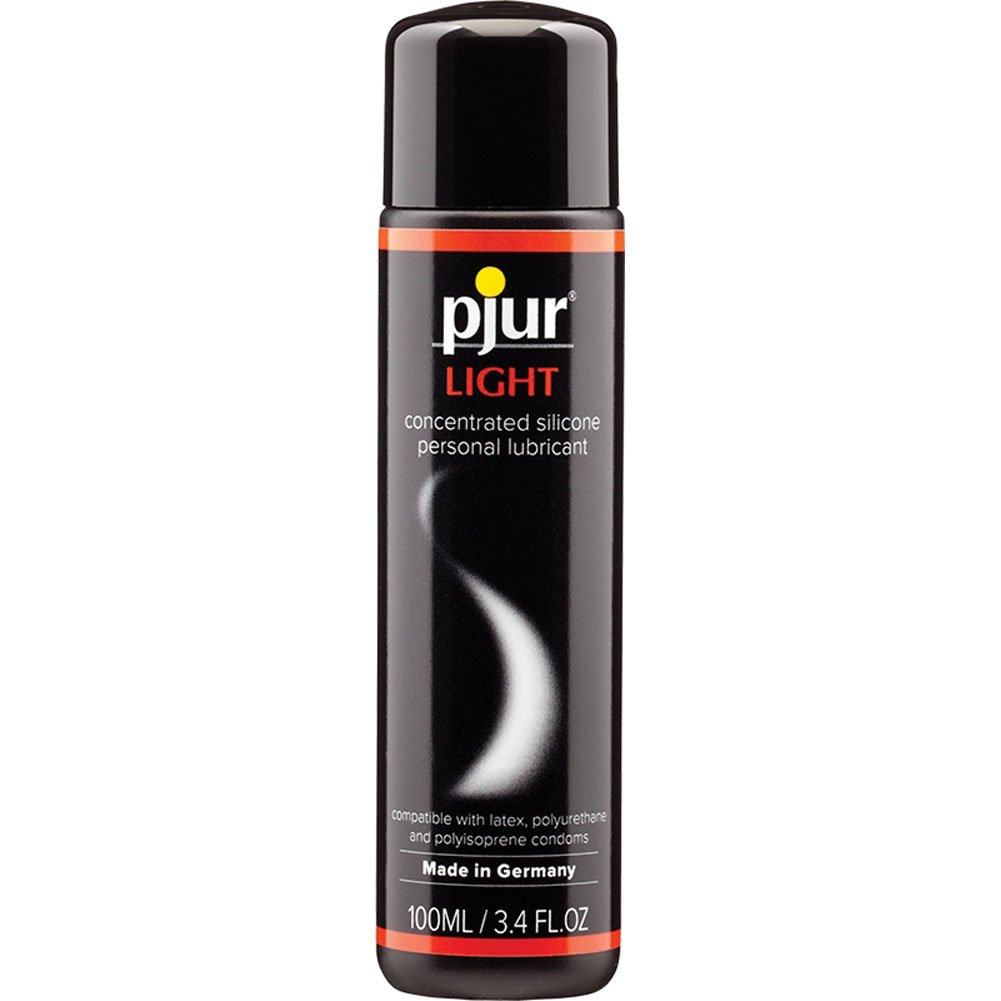 Pjur Eros Light Love Bodyglide Silicone Personal Lubricant 3.4 Fl.Oz 100 mL - View #2