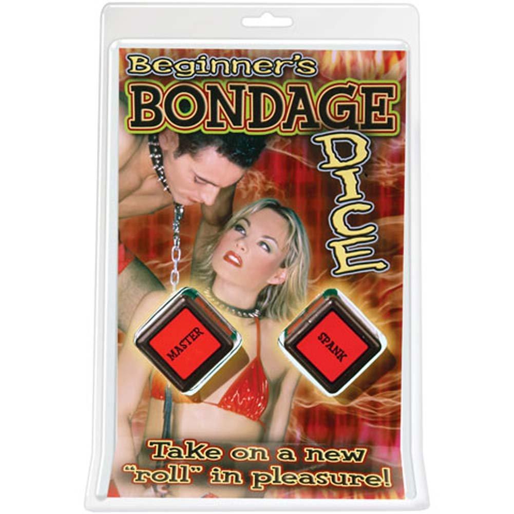 Beginners Bondage Dice - View #1