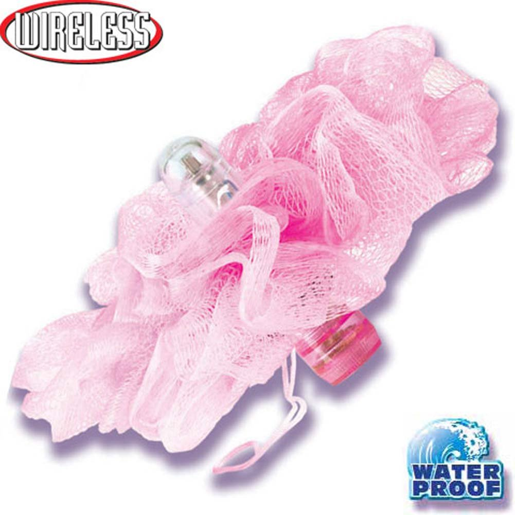 Waterproof Vibrating Body Scrunchie - View #2