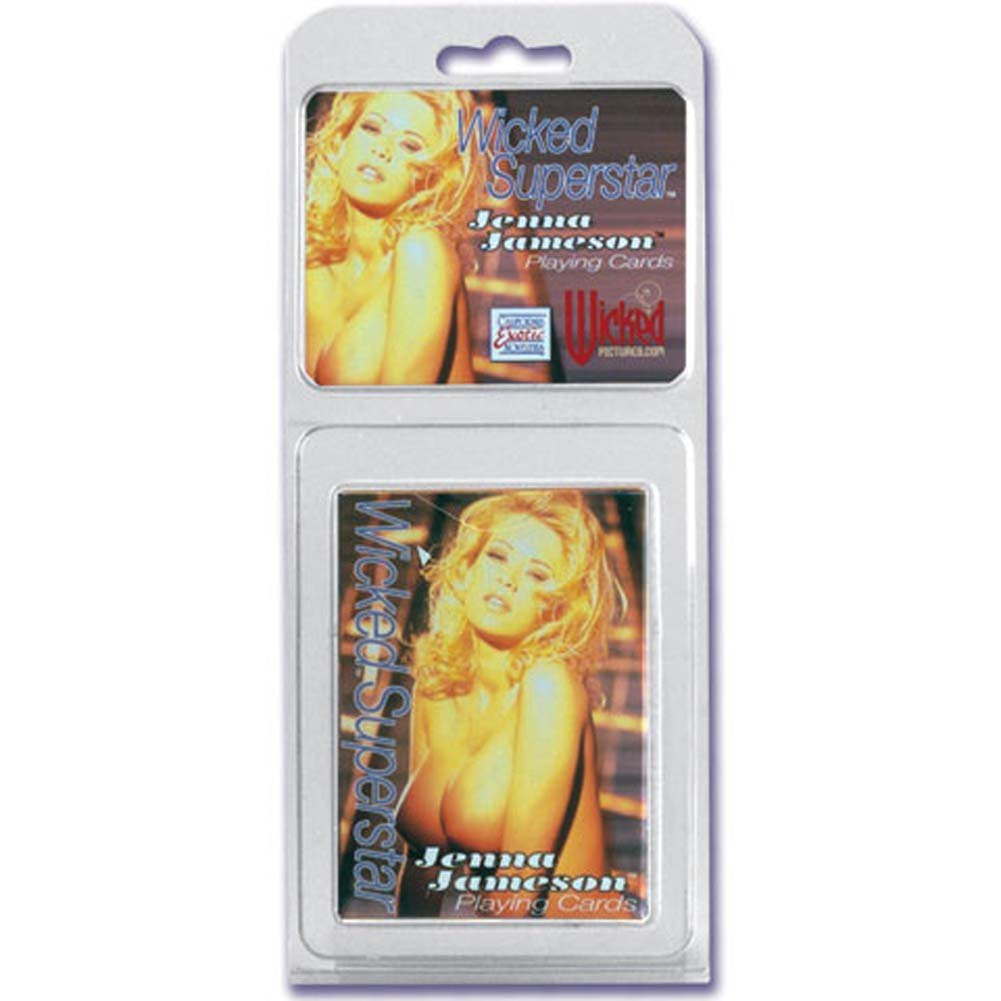 Wicked Jenna Jameson Playing Cards - View #1