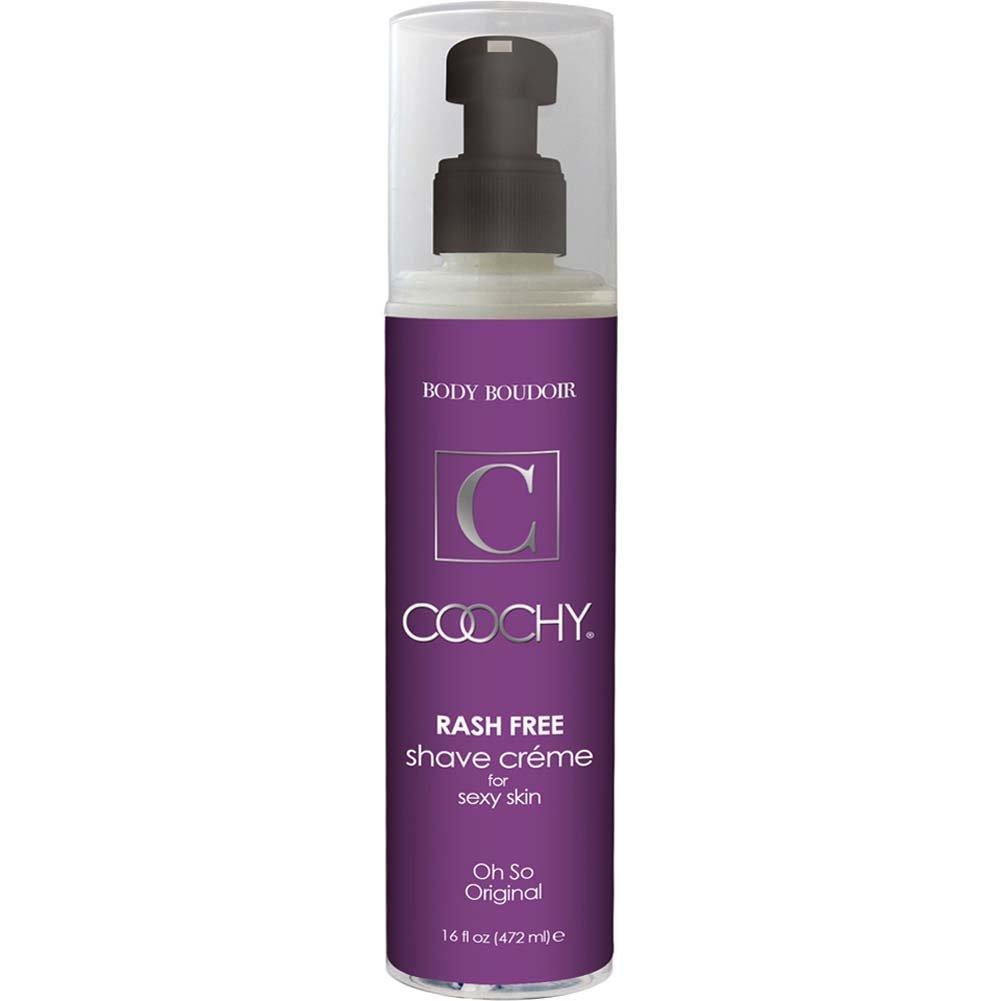 Coochy Rash Free Intimate Shave Creme 16 Fl.Oz 474 mL Oh So Original - View #1