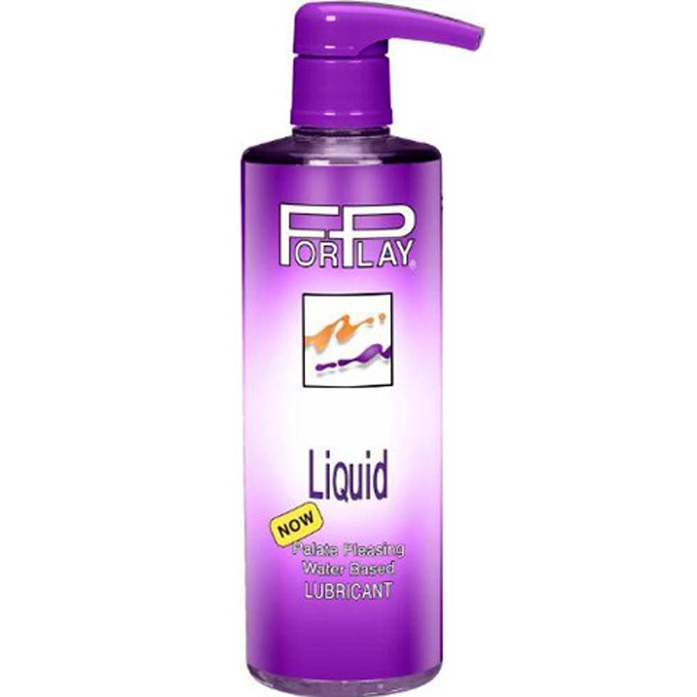 ForPlay Liquid Water-Based Intimate Lubricant 18 Fl. Oz. 532 mL - View #1
