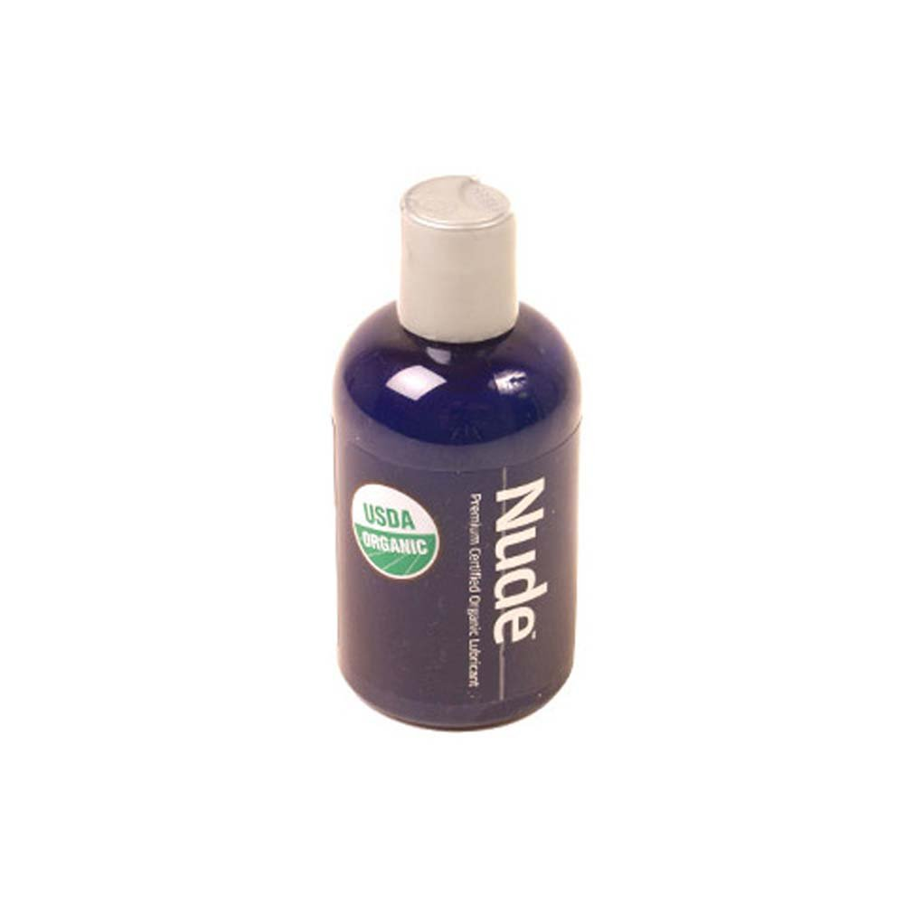 Nude Organic Lube 4 Oz. - View #2