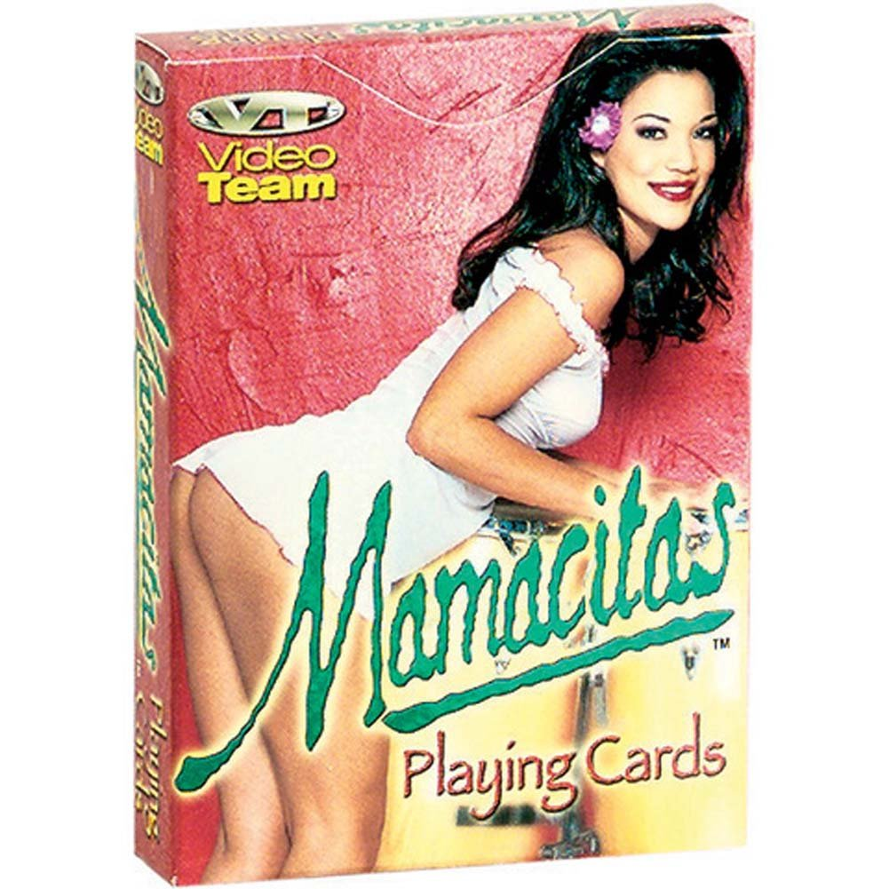 Mamacitas Playing Cards - View #1
