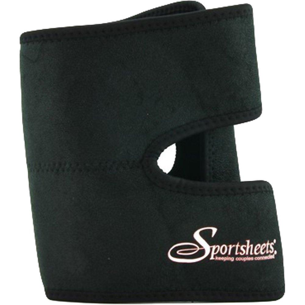Soft Neoprene Adjustable Thigh Harness - View #3