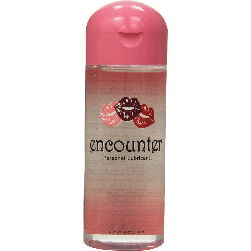B Cumming Encounter Moisturizing Gel Personal Lubricant 8 Fl.Oz. Unscented - View #2