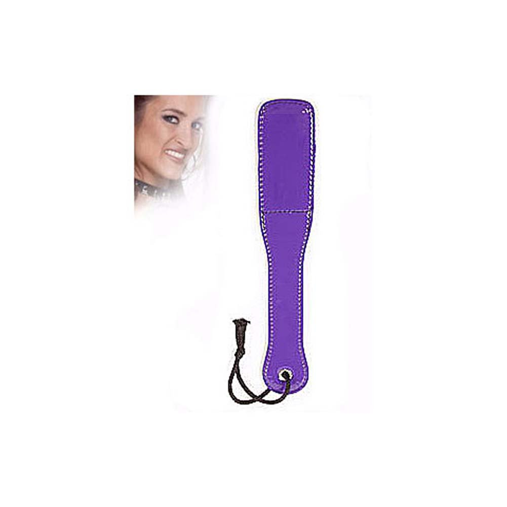 "Jacklyns Ultra Flapper Paddle Purple 12"" - View #1"