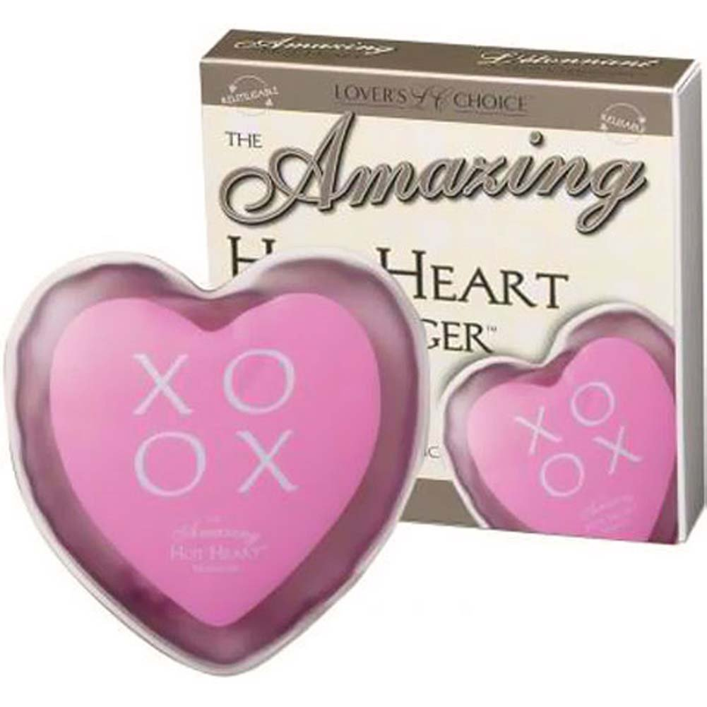 Amazing Hot Heart Massager Kit XOXO - View #1