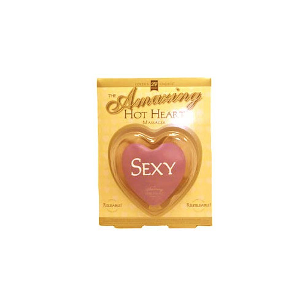 Amazing Hot Heart Massager Kit Sexy - View #1