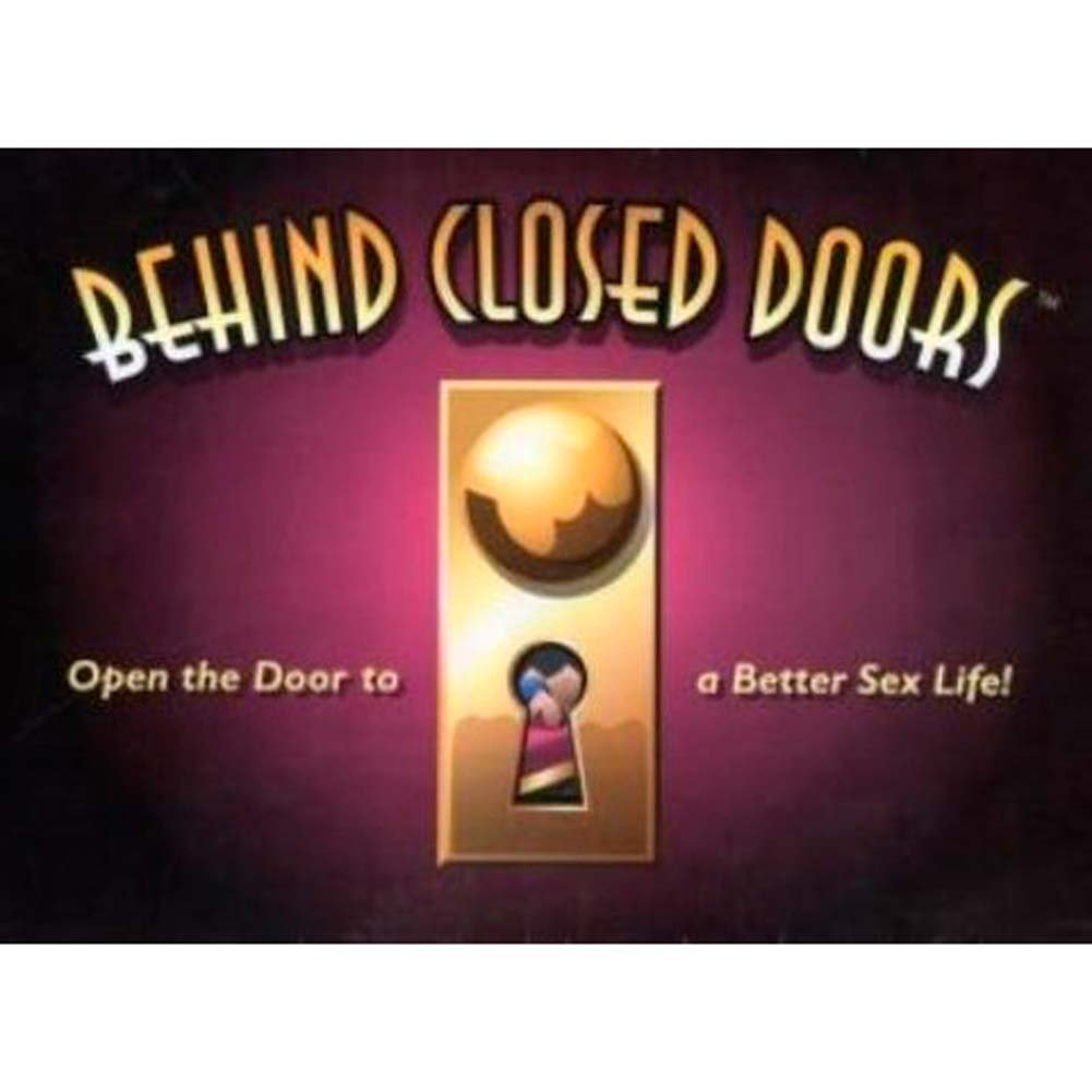 Behind Closed Doors Game for a Better Sex Life - View #2