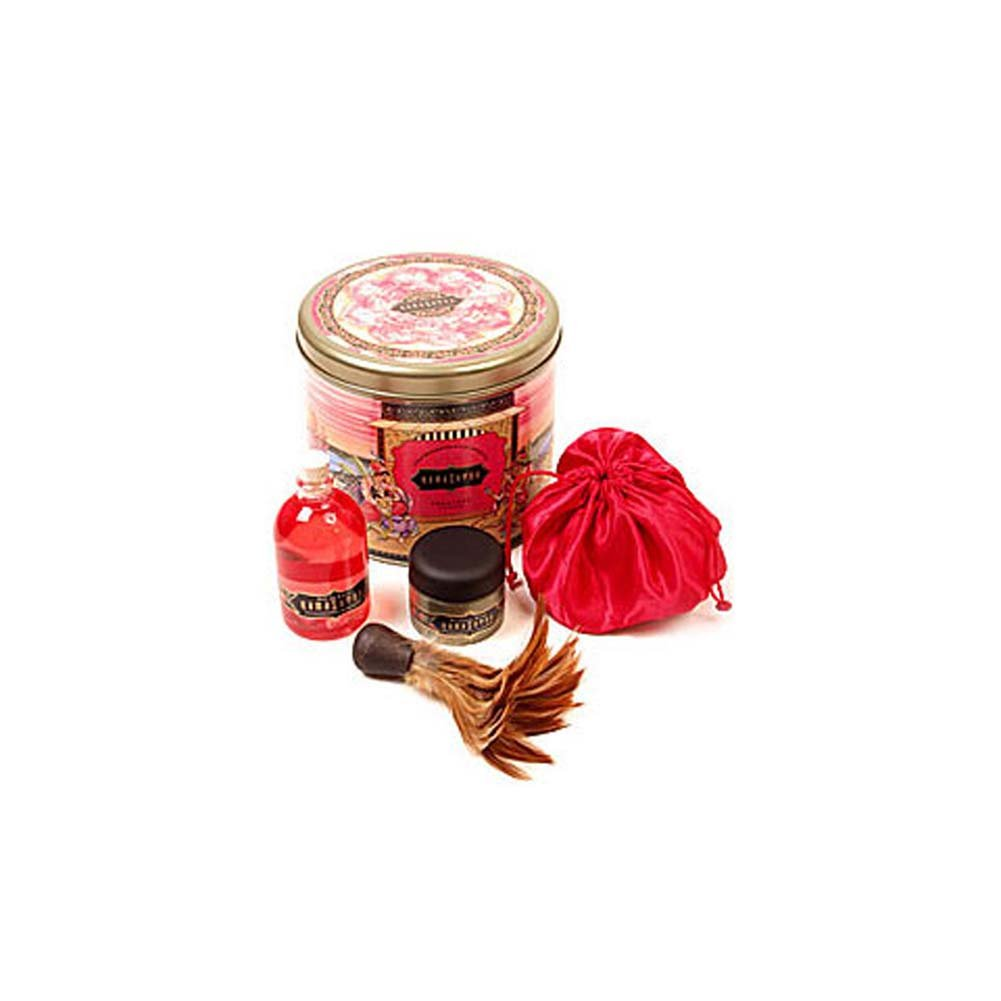 Kama Sutra Treasure Trove Sensual Gift Set Strawberry Dreams - View #1