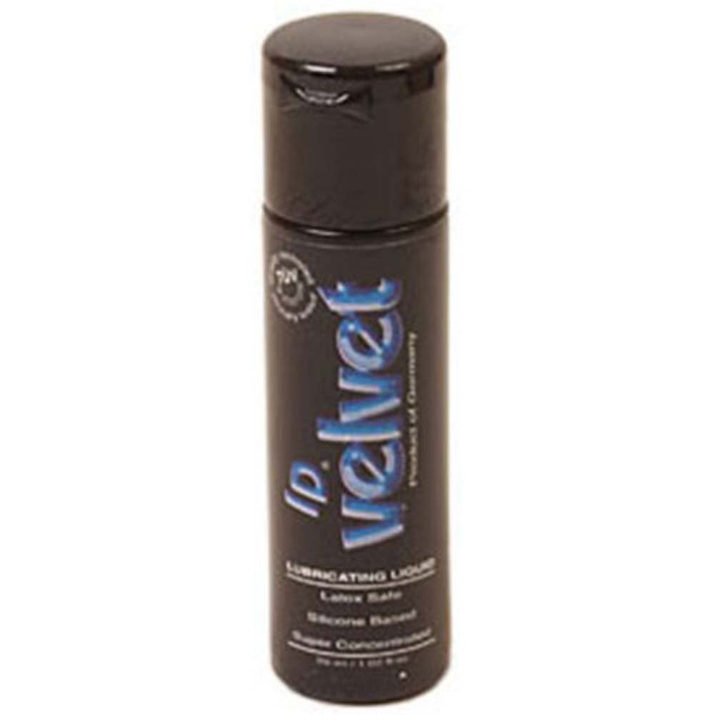 ID Velvet Silicone Based Lube 1 Oz. - View #1