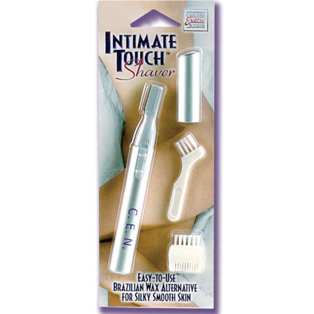 Intimate Touch Shaver - View #1