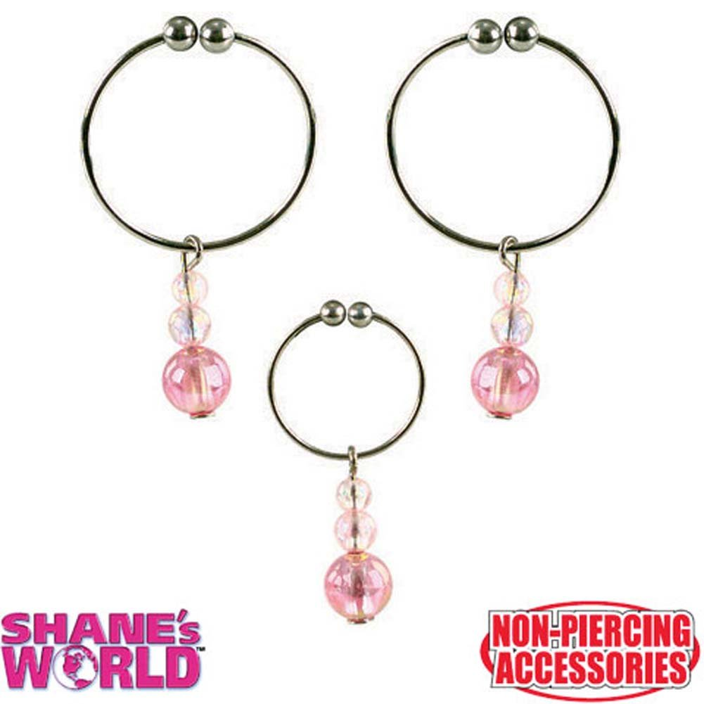 Shanes World Jewels Nipple and Navel Rings - View #1