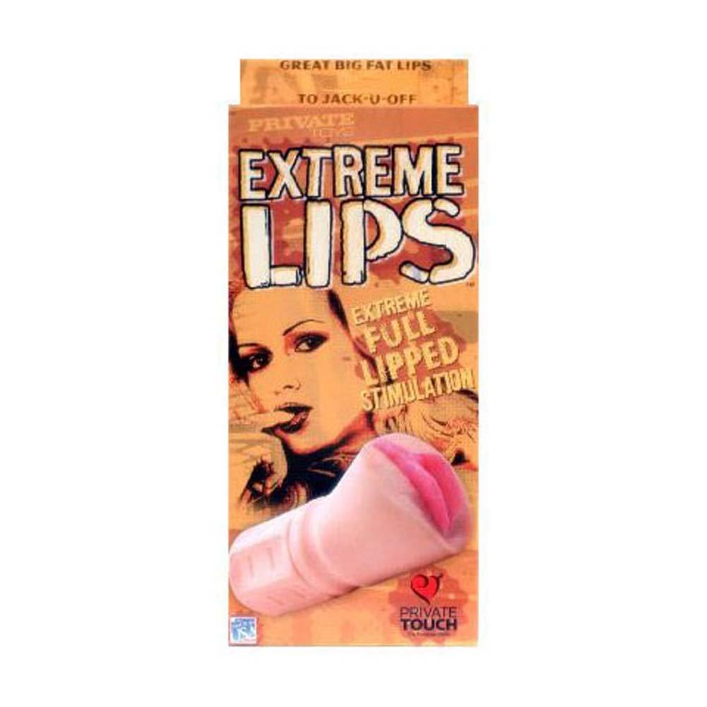 Extreme Lips Private Touch Vagina Masturbator - View #1