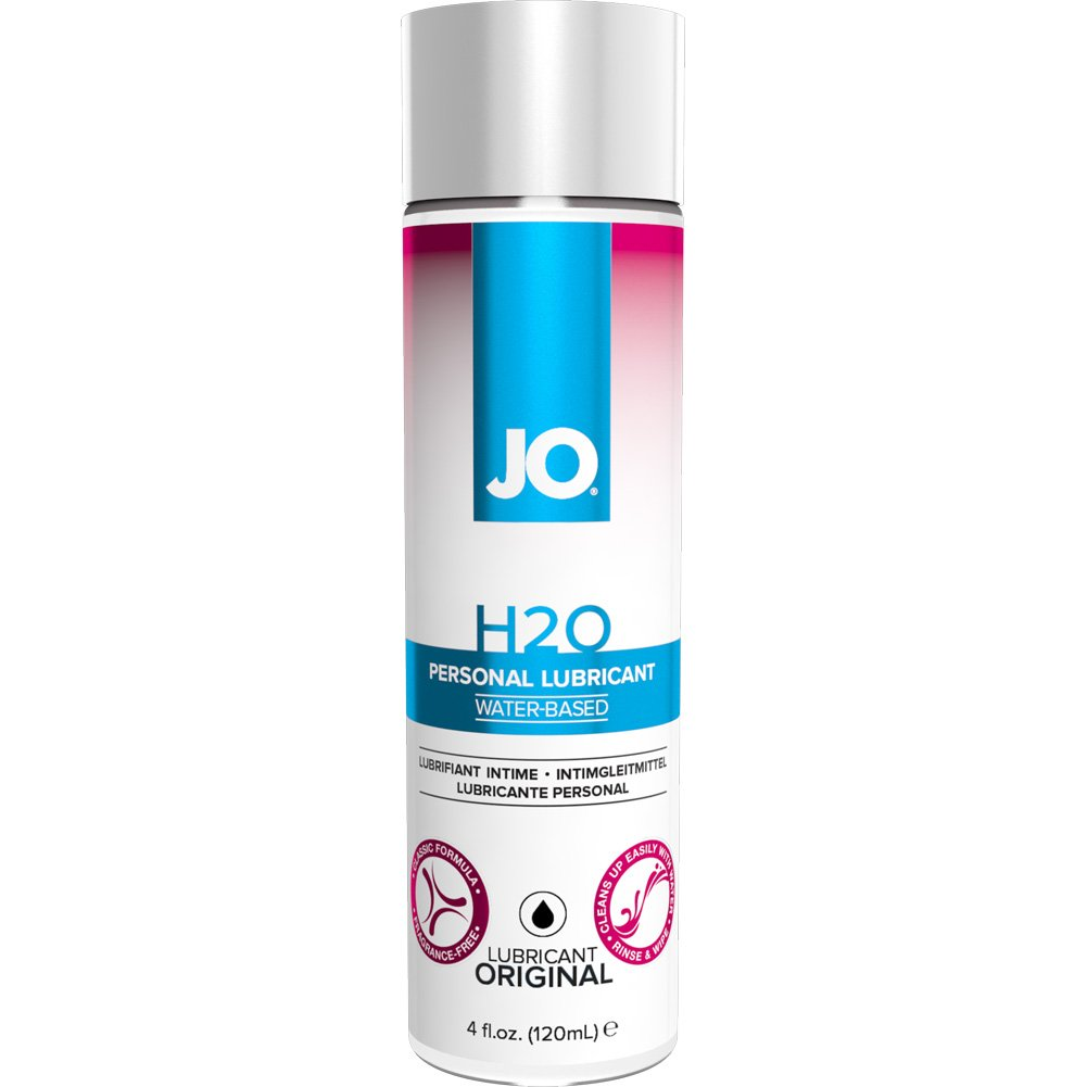 JO for Women H2O Personal Lubricant 4 Fl. Oz. - View #1