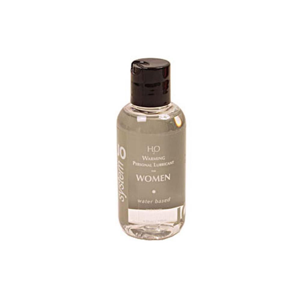 JO H2O Warming Personal Lube for Women 4.5 Fl. Oz. - View #1