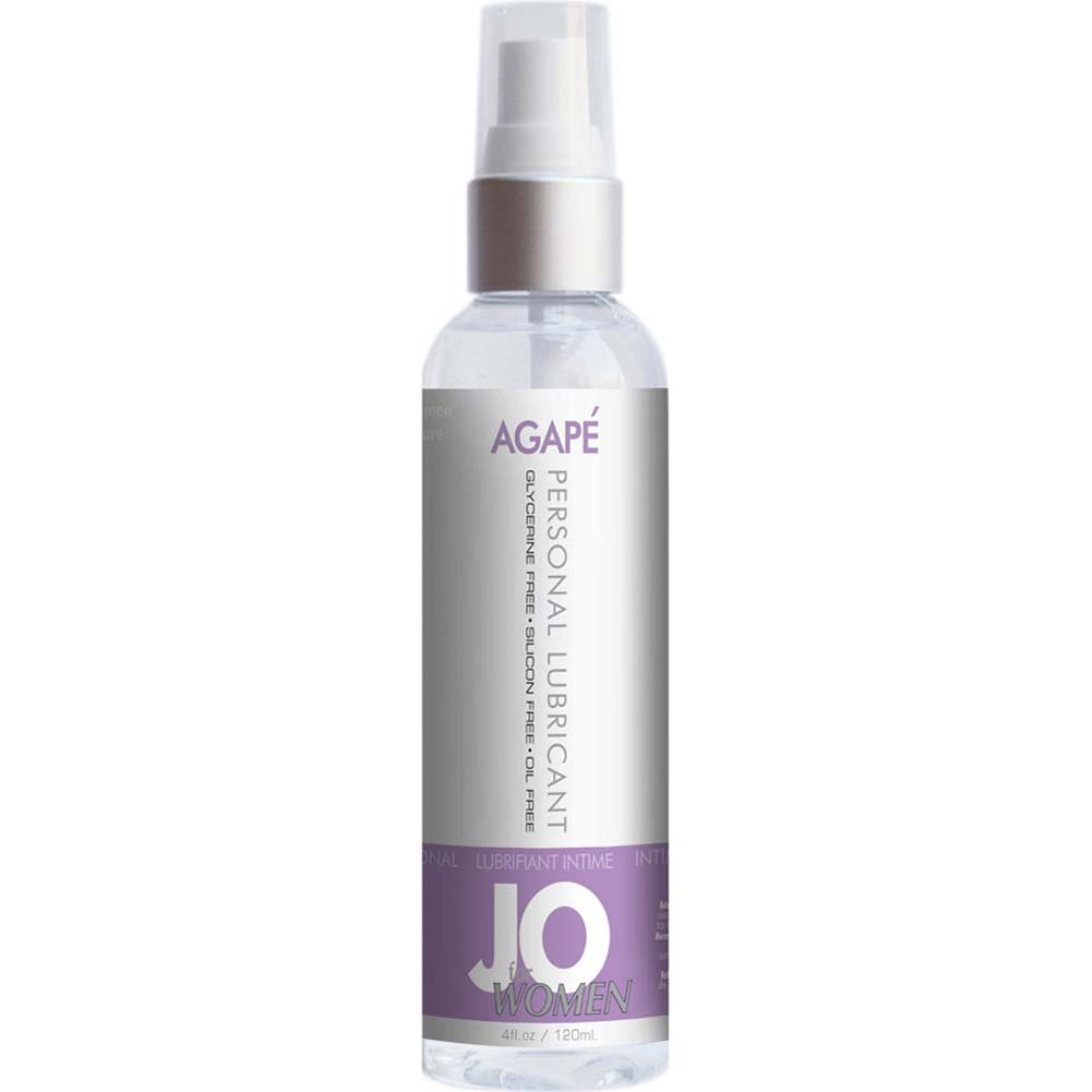 JO for Women Agape Personal Lubricant for Women 4 Fl. Oz. - View #1