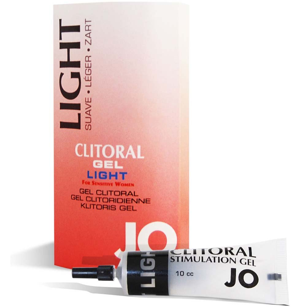 JO Clitoral Stimulant Light Gel 10 Cc. - View #2