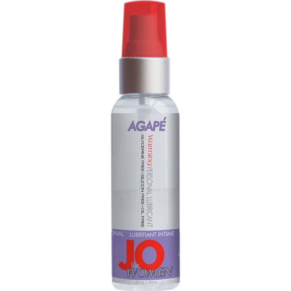 JO for Women Agape Warming Personal Lubricant 2.5 Fl. Oz. - View #1