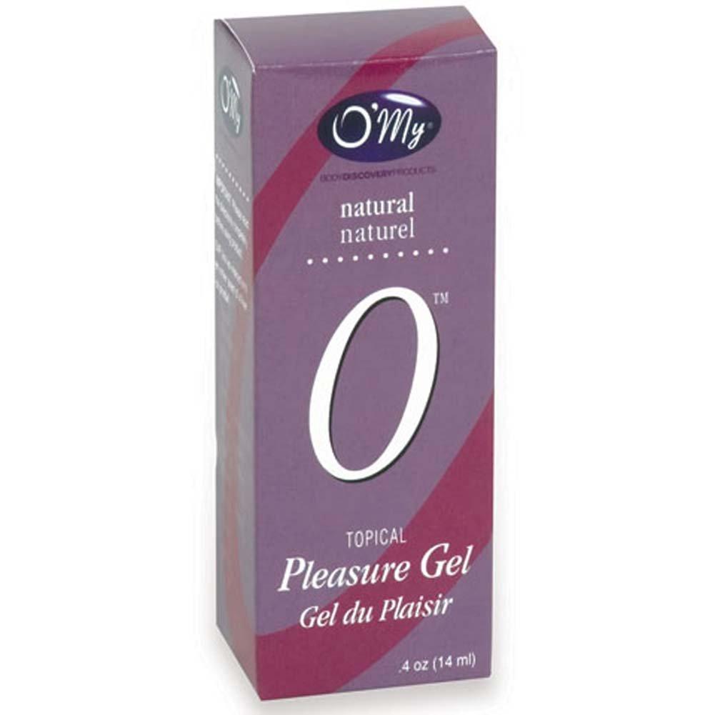 O/My Clitoral Stimualting Gel 0.4 Oz. - View #1
