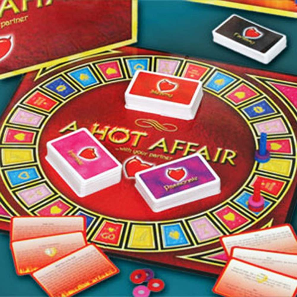 A Hot Affair… With Your Partner Game - View #2