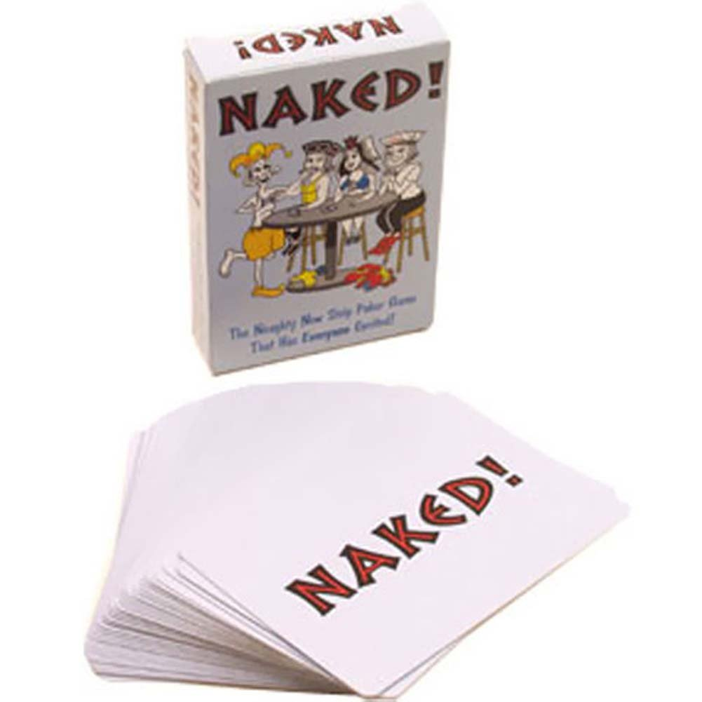 NAKED Strip Poker Card Game - View #2