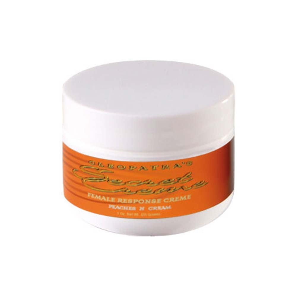 Cleopatras Secret Cream Peaches N Cream 1 Oz. - View #1