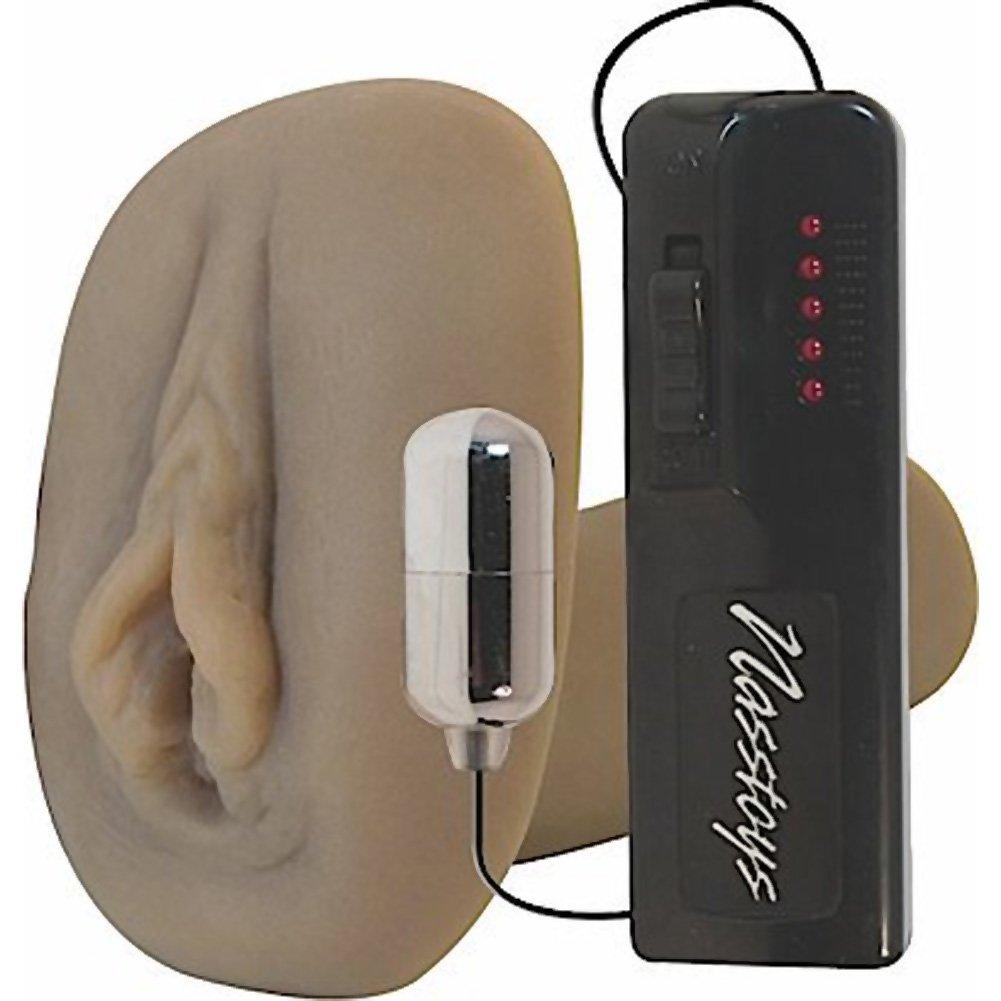 RealSkin Latin Pussy Vibrating Masturbator - View #2