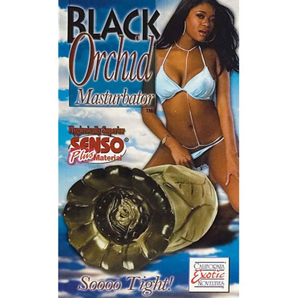"Black Orchid Senso Plus Masturbator 5"" - View #2"