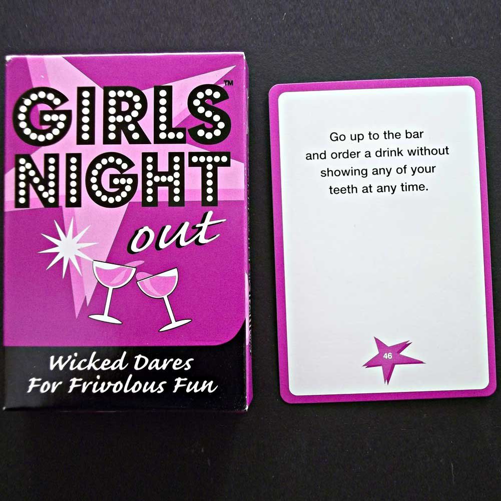 Girls Night Out Cards Game - View #1