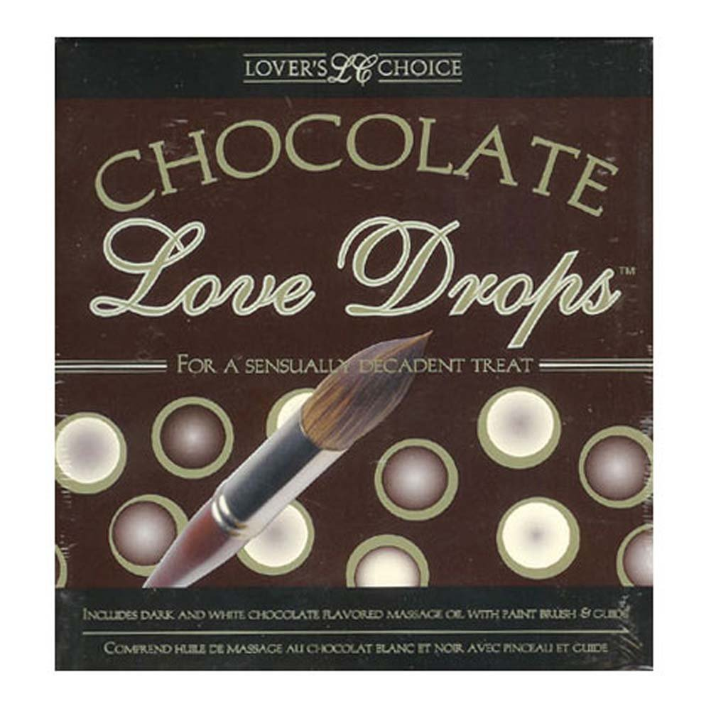 Chocolate Love Drops Set - View #1