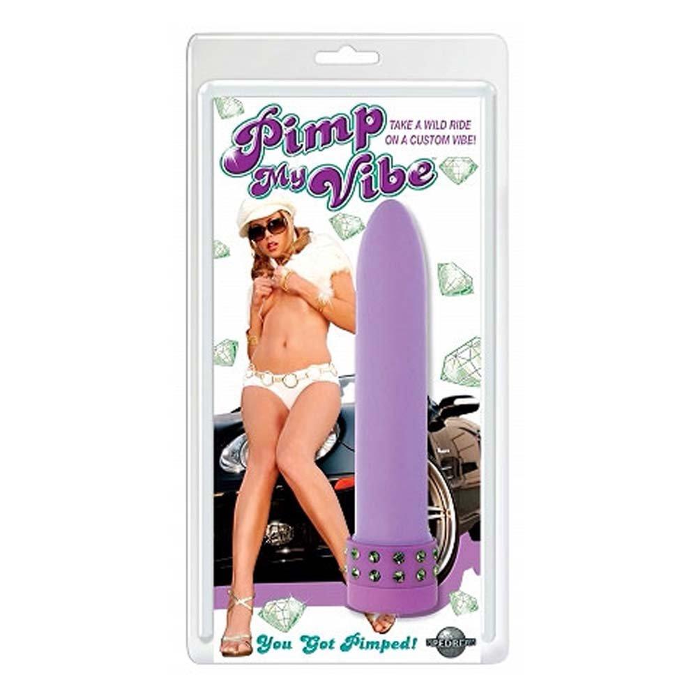 Pimp My Vibe Waterproof Lavender 5.25 In. - View #1