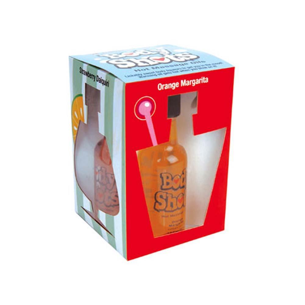 Body Shots Liqueur 4 Happy Hour Flavors Set 1.7 Oz. - View #1