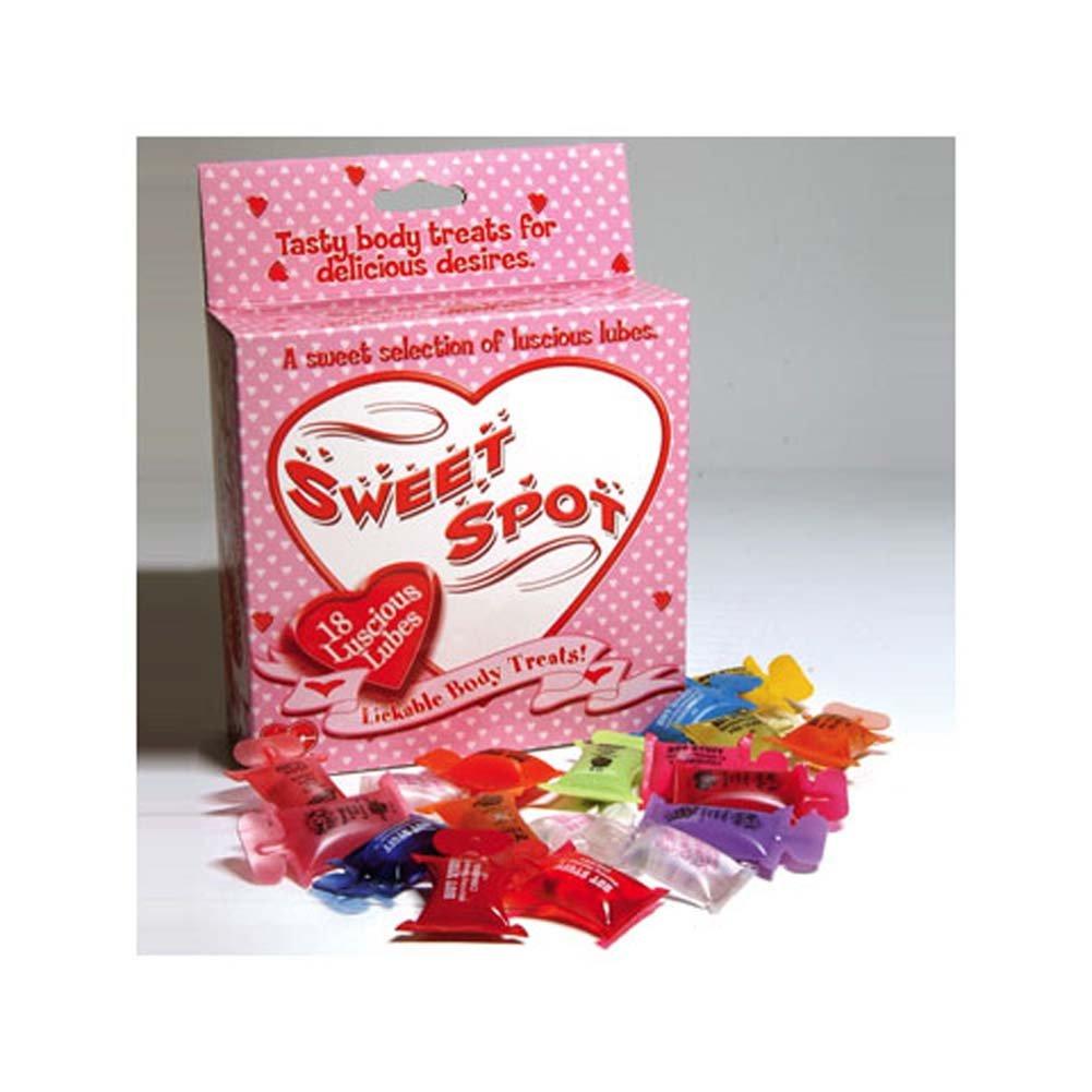 Sweet Spot Luscious Lubes Set 18 Pc. - View #1