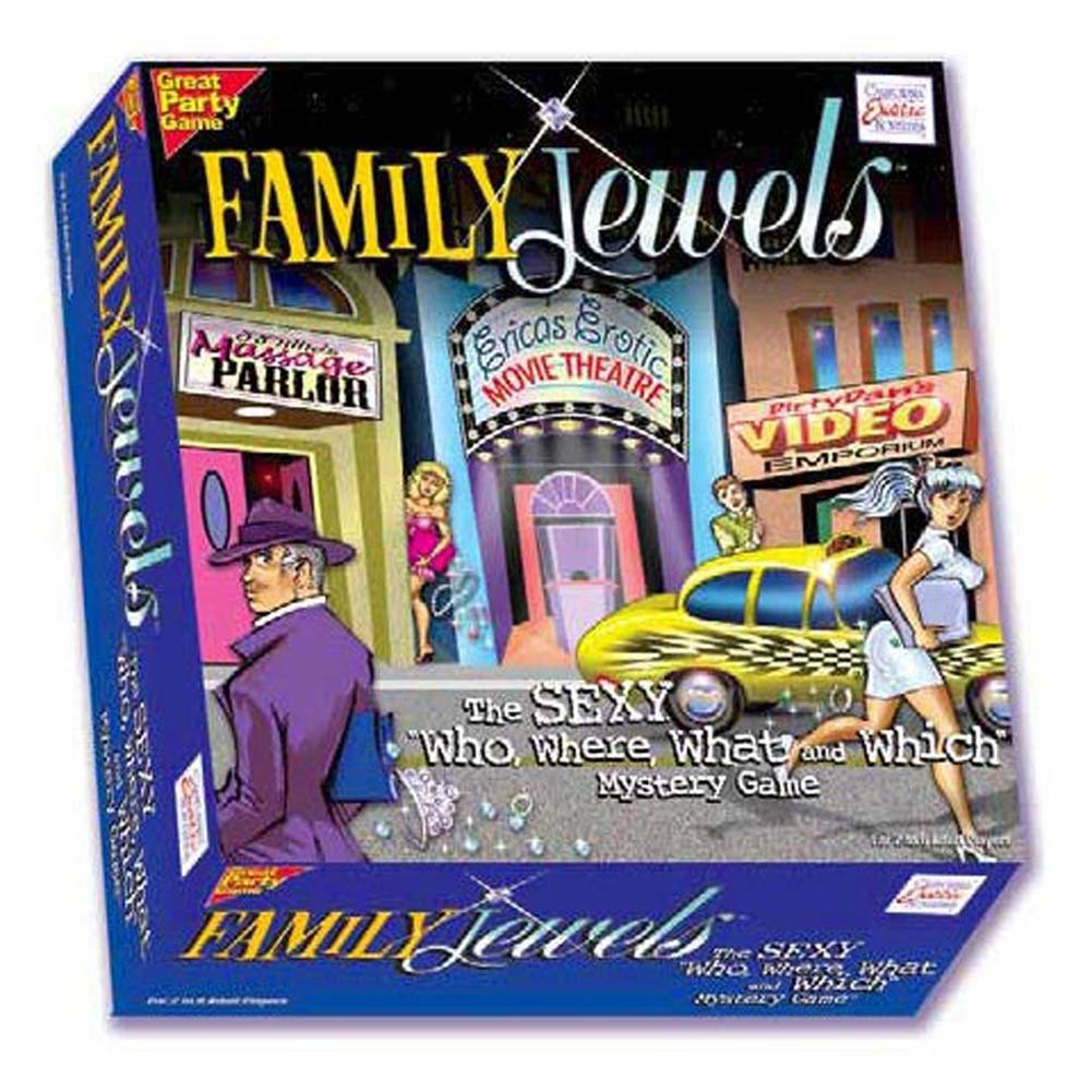 Family Jewels Game - View #1