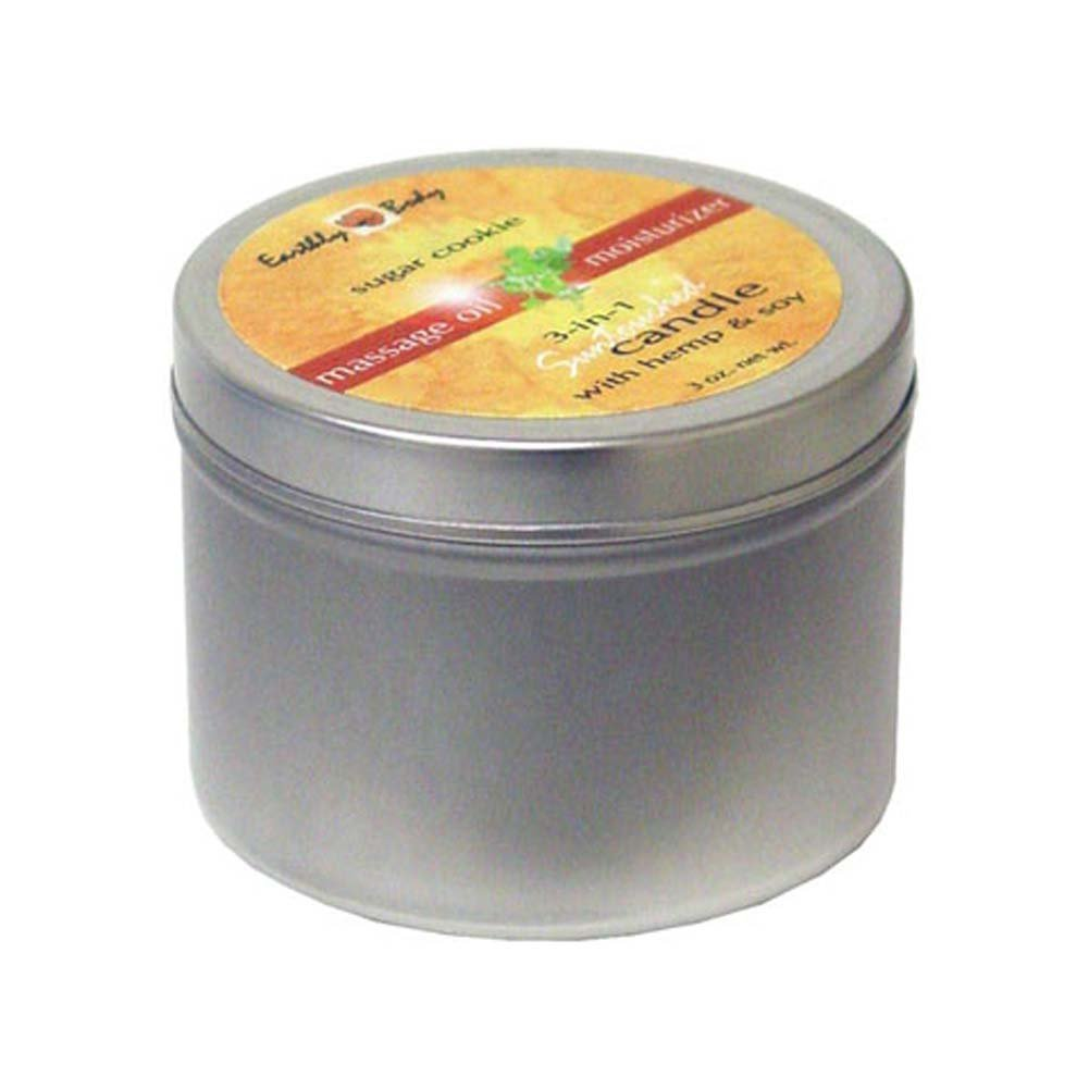 Sugar Cookie 3 in 1 Candle 3 Oz. - View #1